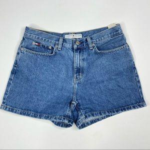 Tommy Hilfiger 2002 Jean Shorts Size 8
